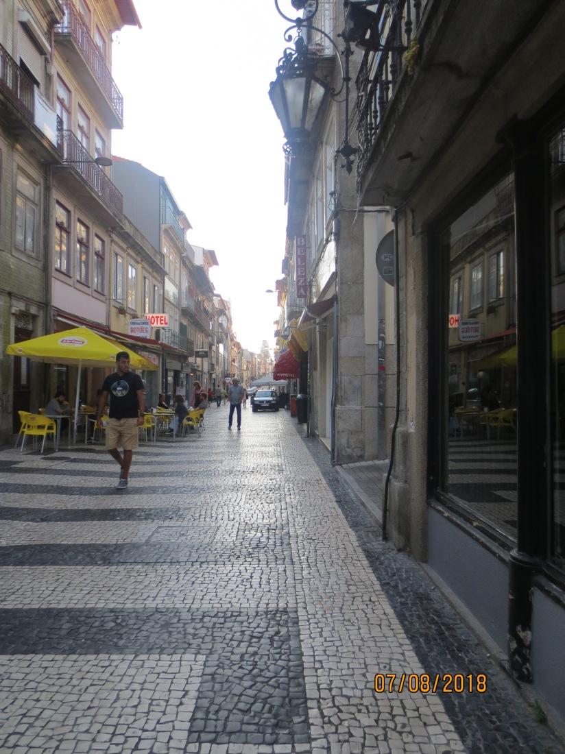 Rua da Cedofeita